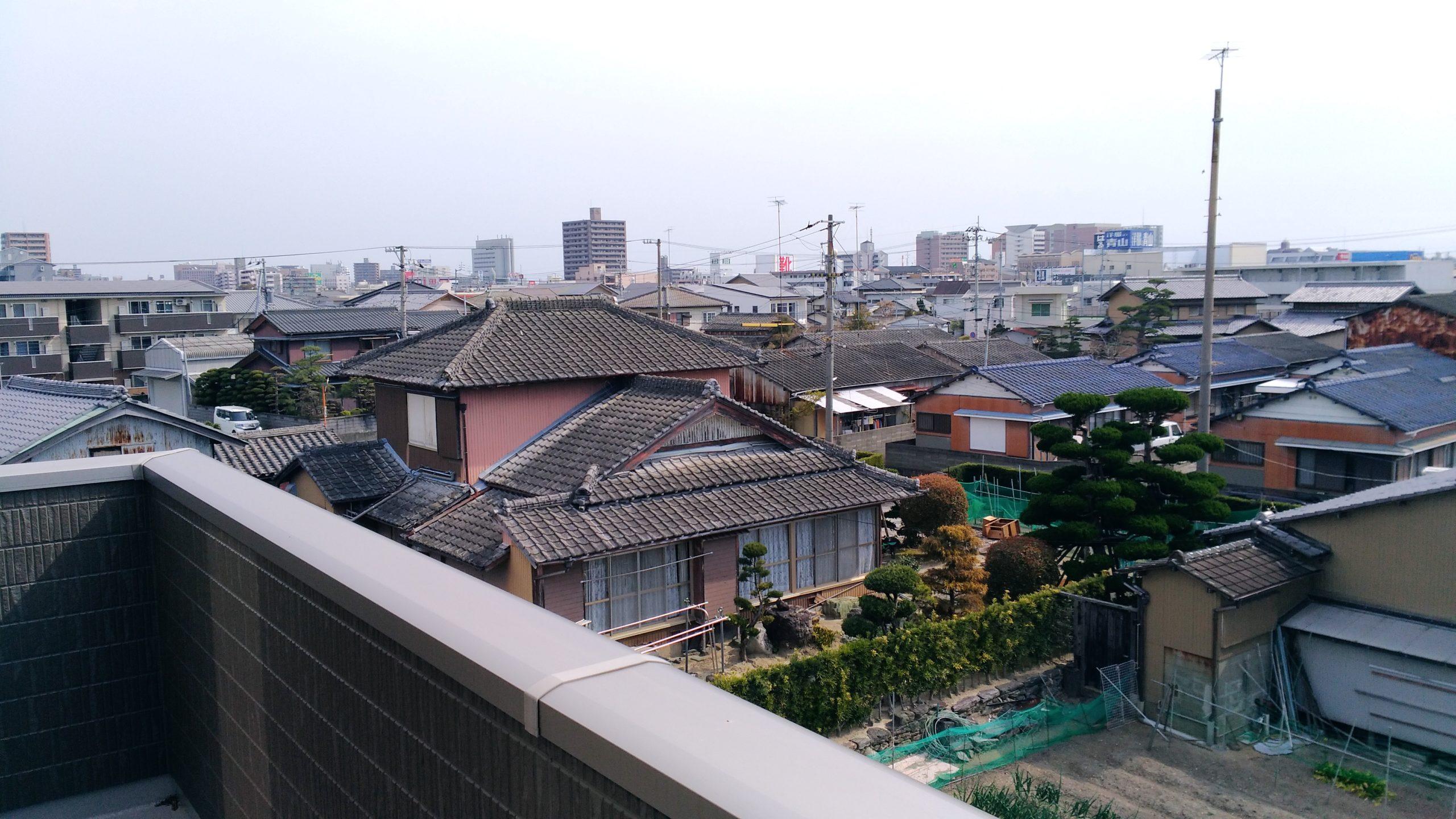 徳島市沖浜 オープンハウス最終日