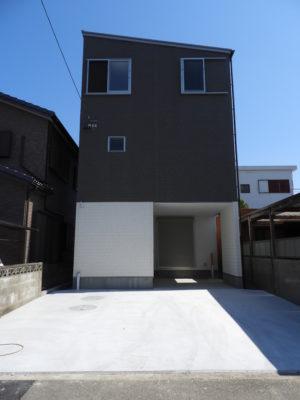 3階建てプラン